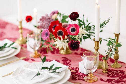 Organza Stoff Tischdeko Tischlaufer Hochzeit Deconzept De