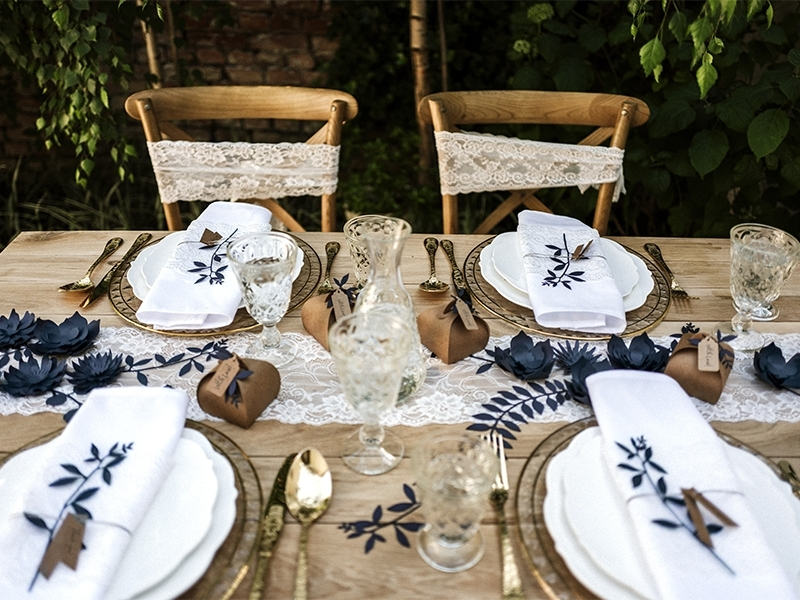 Hochzeit Tischdeko Tortenfiguren Gastebucher Autoschmuck